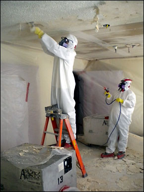 Tips in selecting the best asbestos removal company attorney info blog the amount and distance of the removal are added to additional charges as well solutioingenieria Choice Image